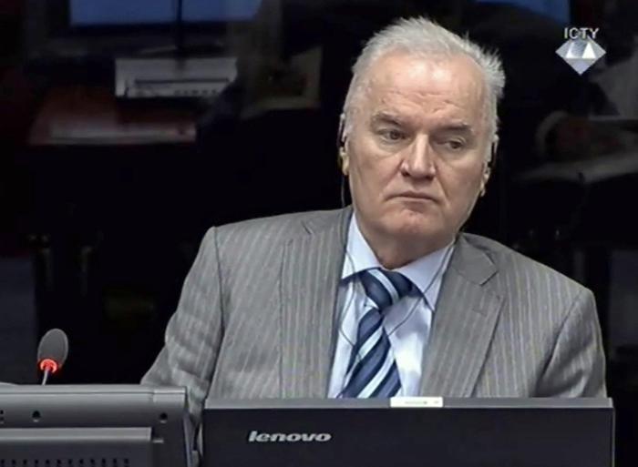 'Fu genocidio', Mladic condannato all'ergastolo