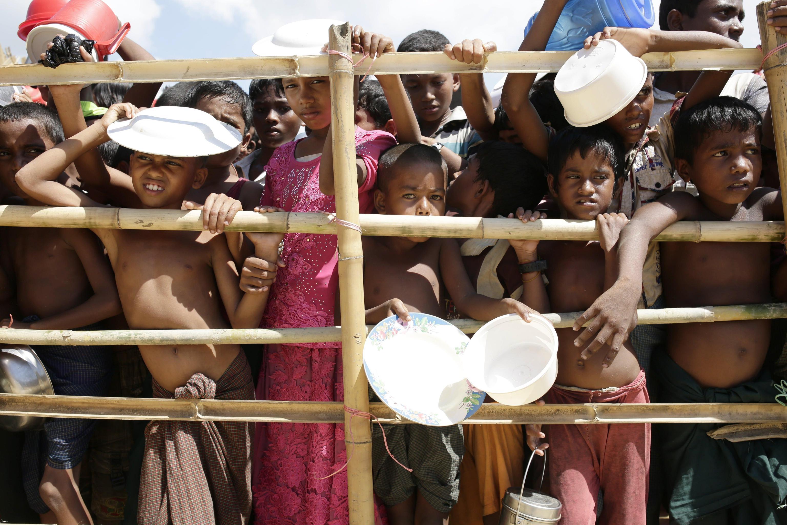 Onu, 3.000 Rohingya in Bangladesh