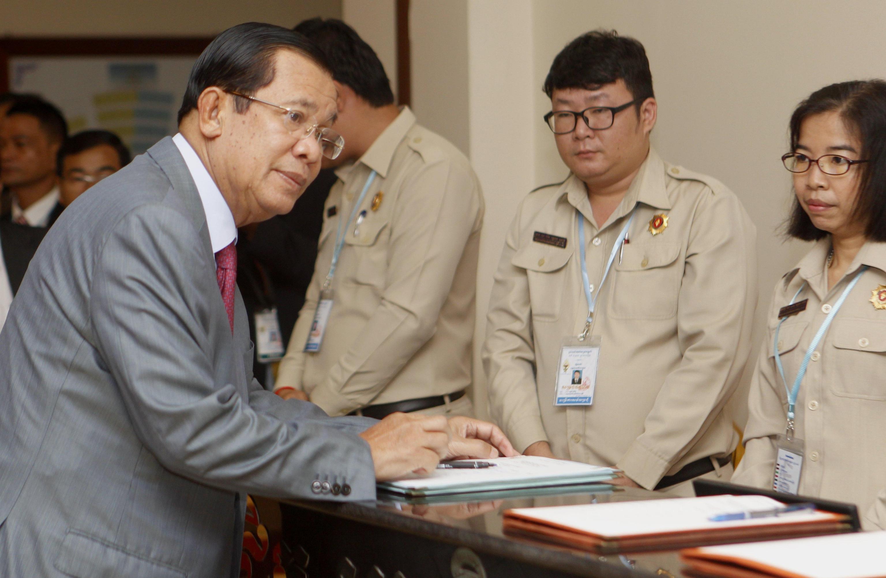 Cambogia: sciolto partito opposizione