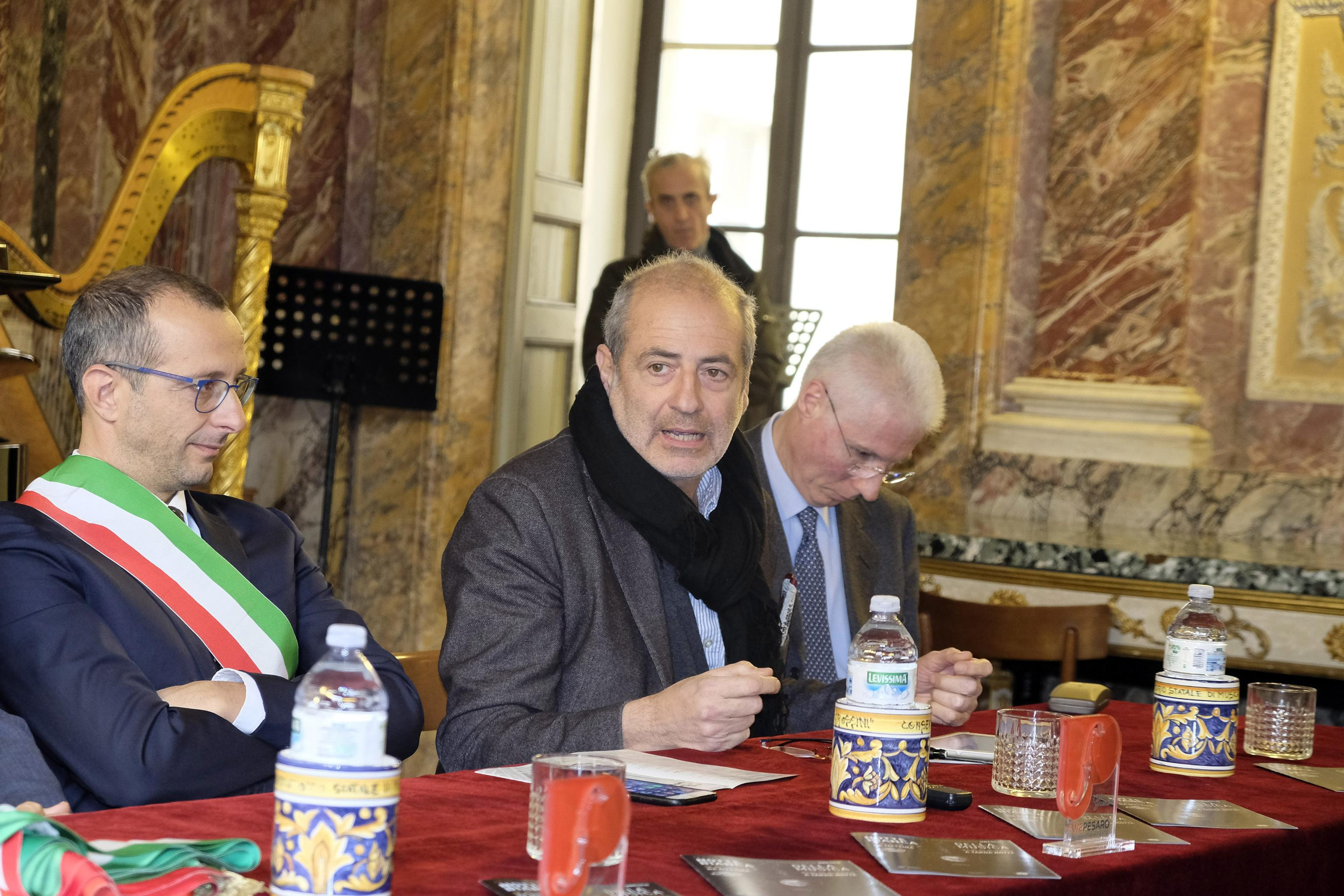 Festa a Pesaro Città Musica Unesco