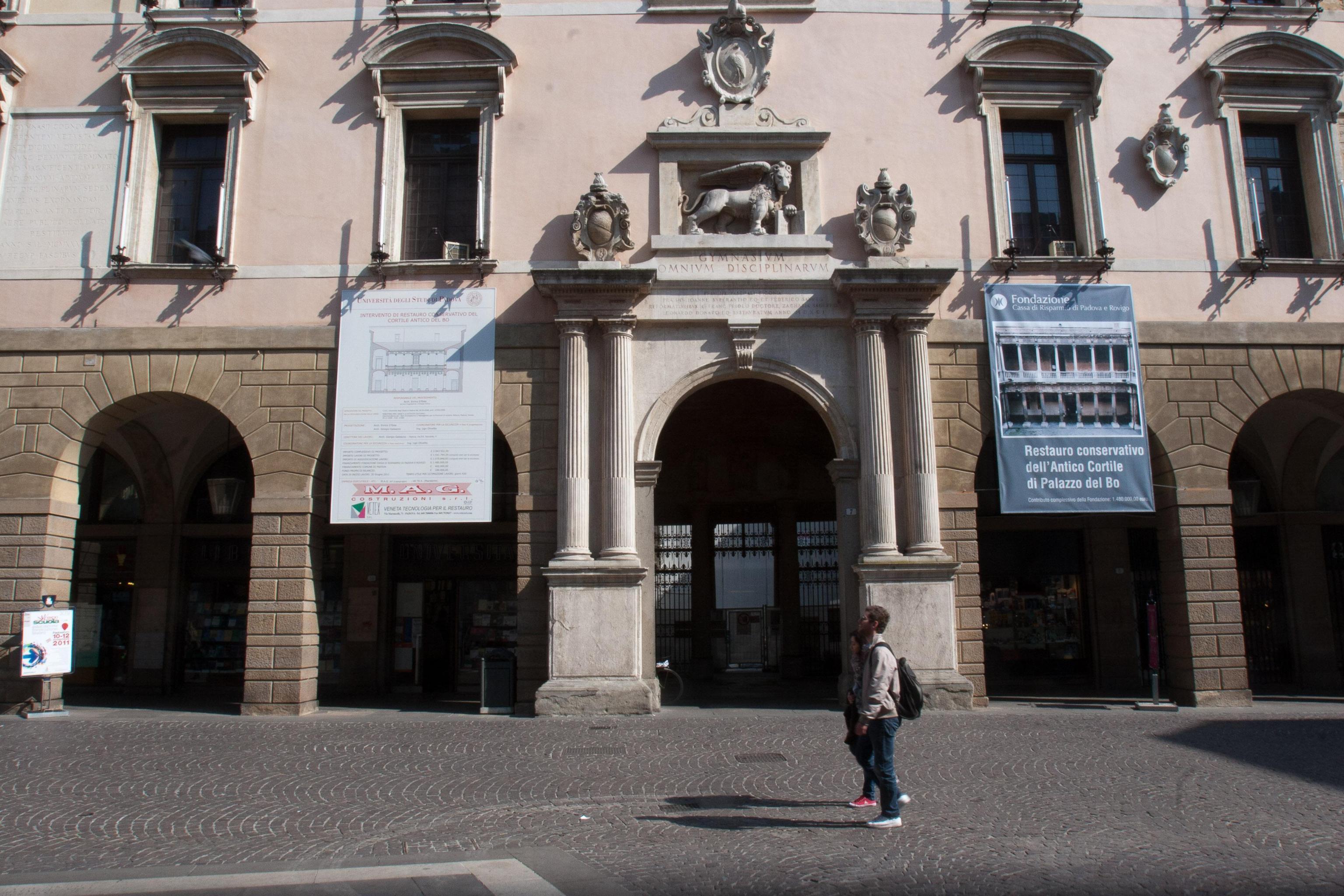 Tangenti:arresti in lavori ateneo Padova