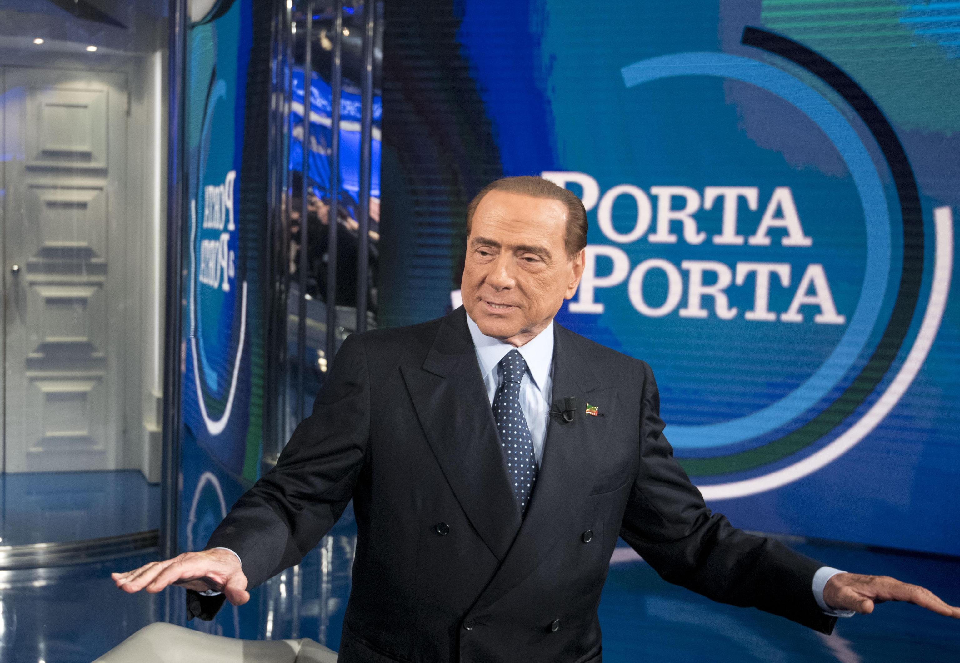 Berlusconi, sarò comunque in campo