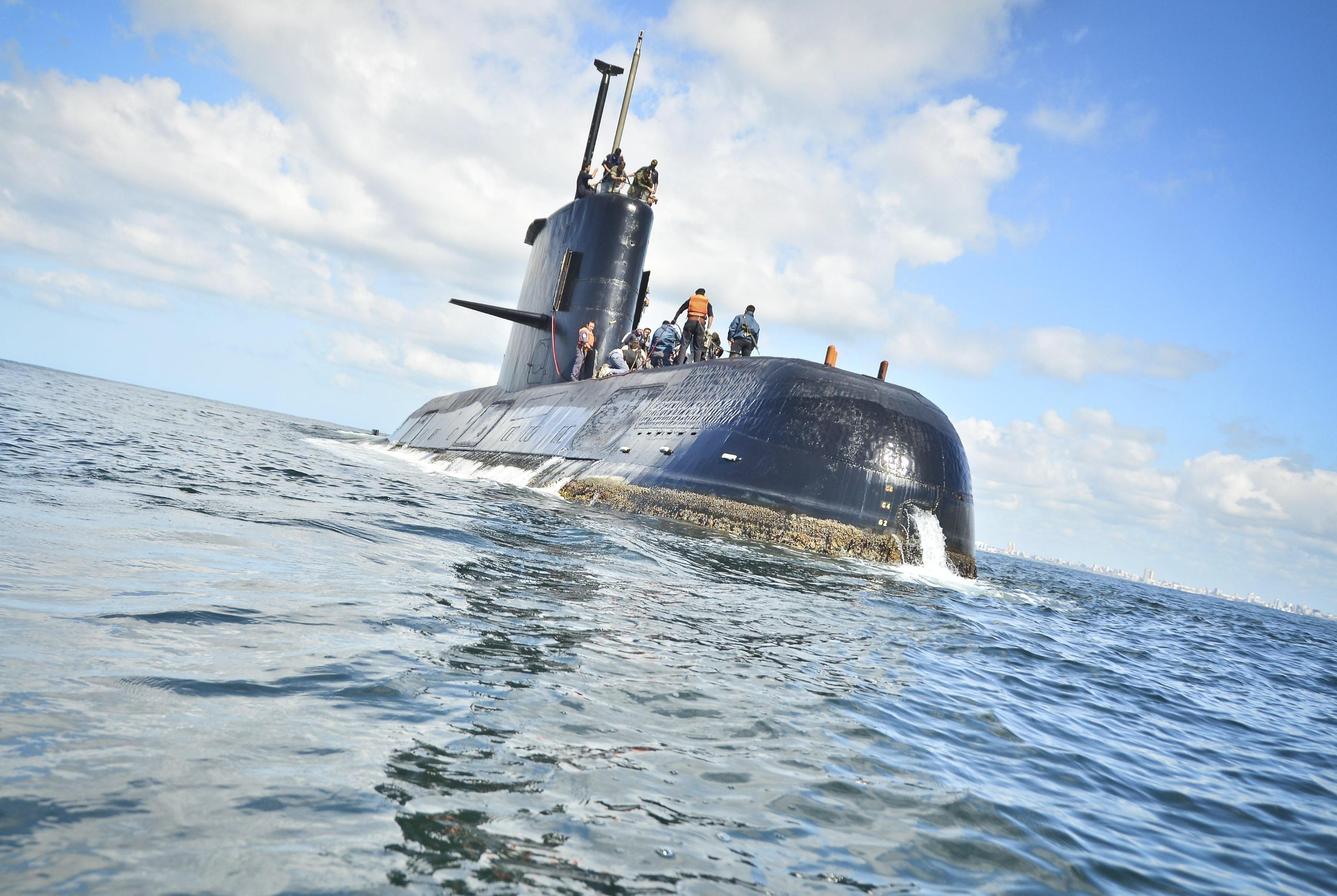 Sottomarino, c'é anche donna ufficiale