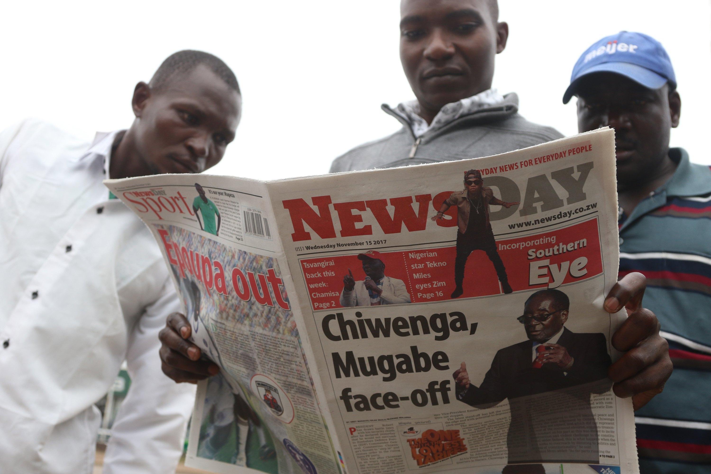 Esercito, abbiamo Mugabe in custodia