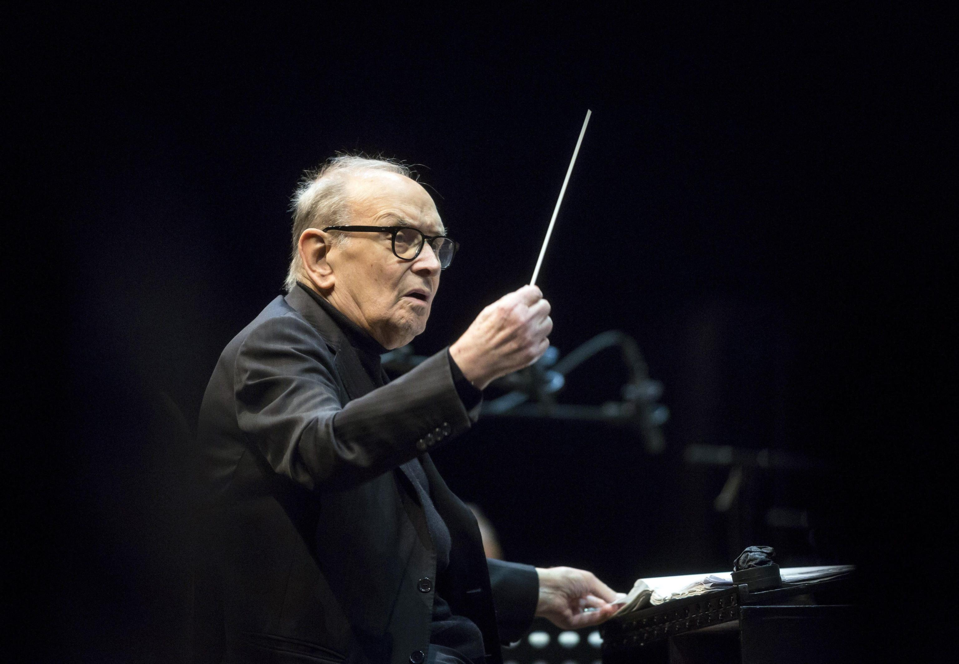 Morricone in concerto a Bologna e Milano