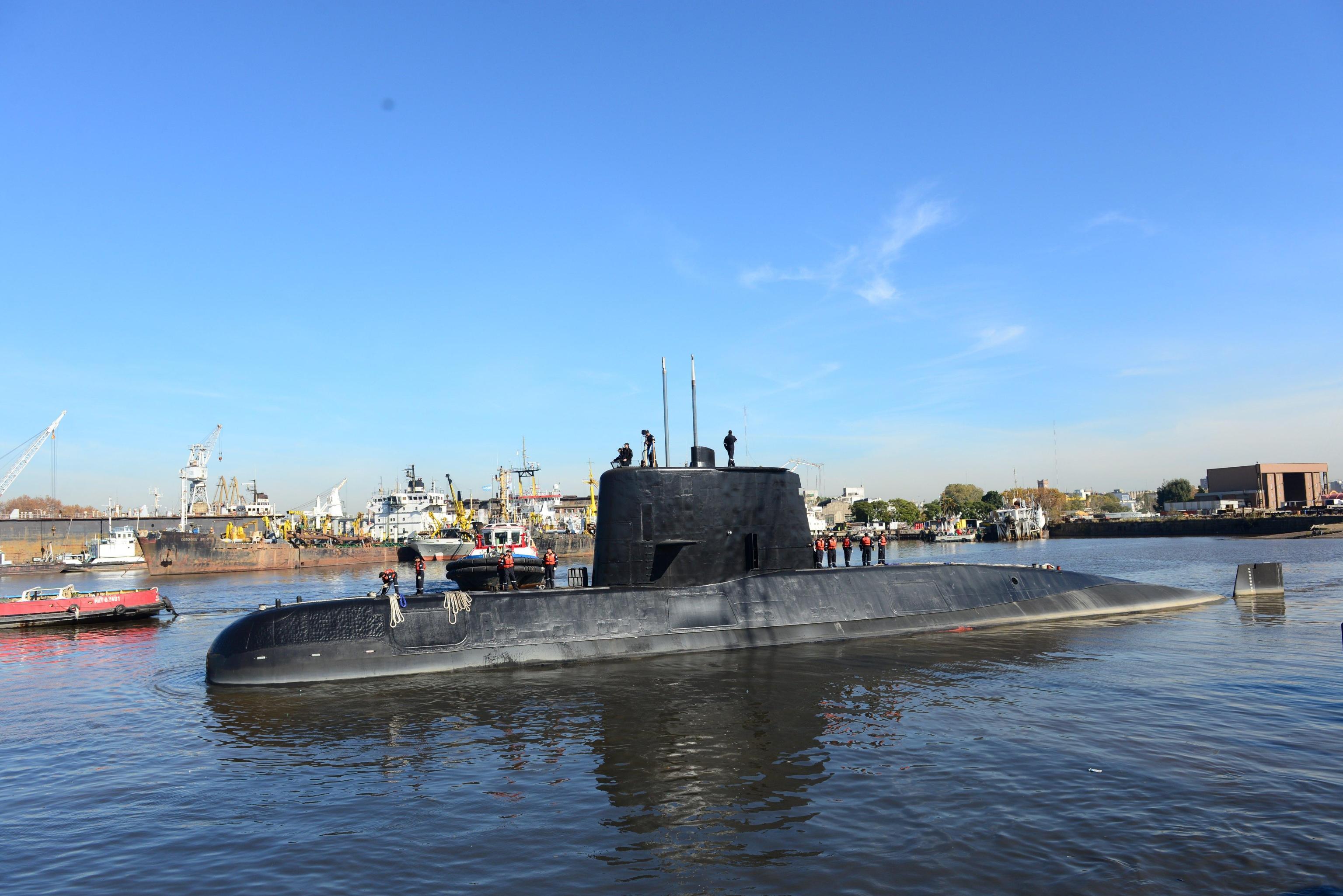 Argentina: nessuna traccia sottomarino
