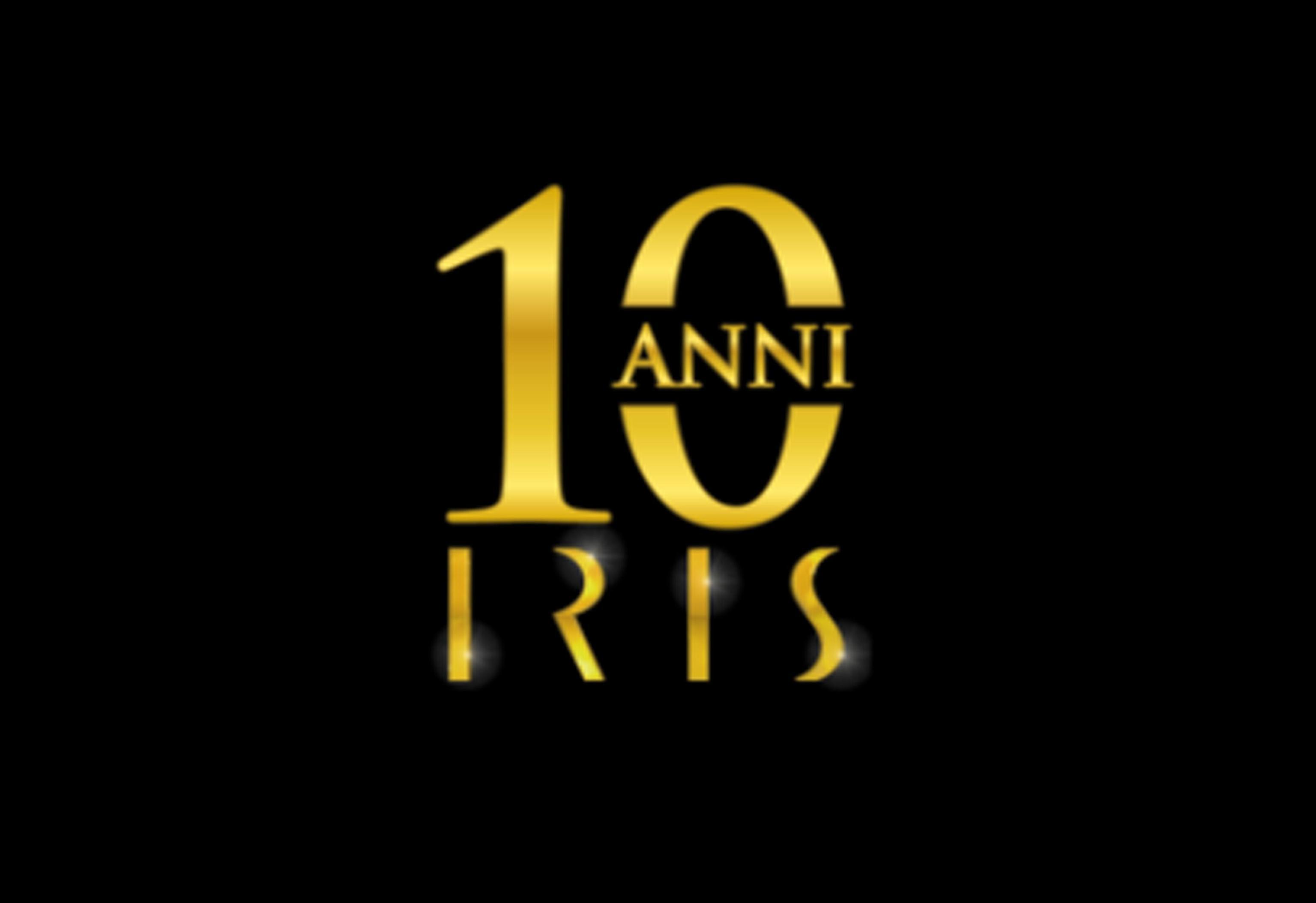 Iris, 10 anni con palinsesto di 10 film