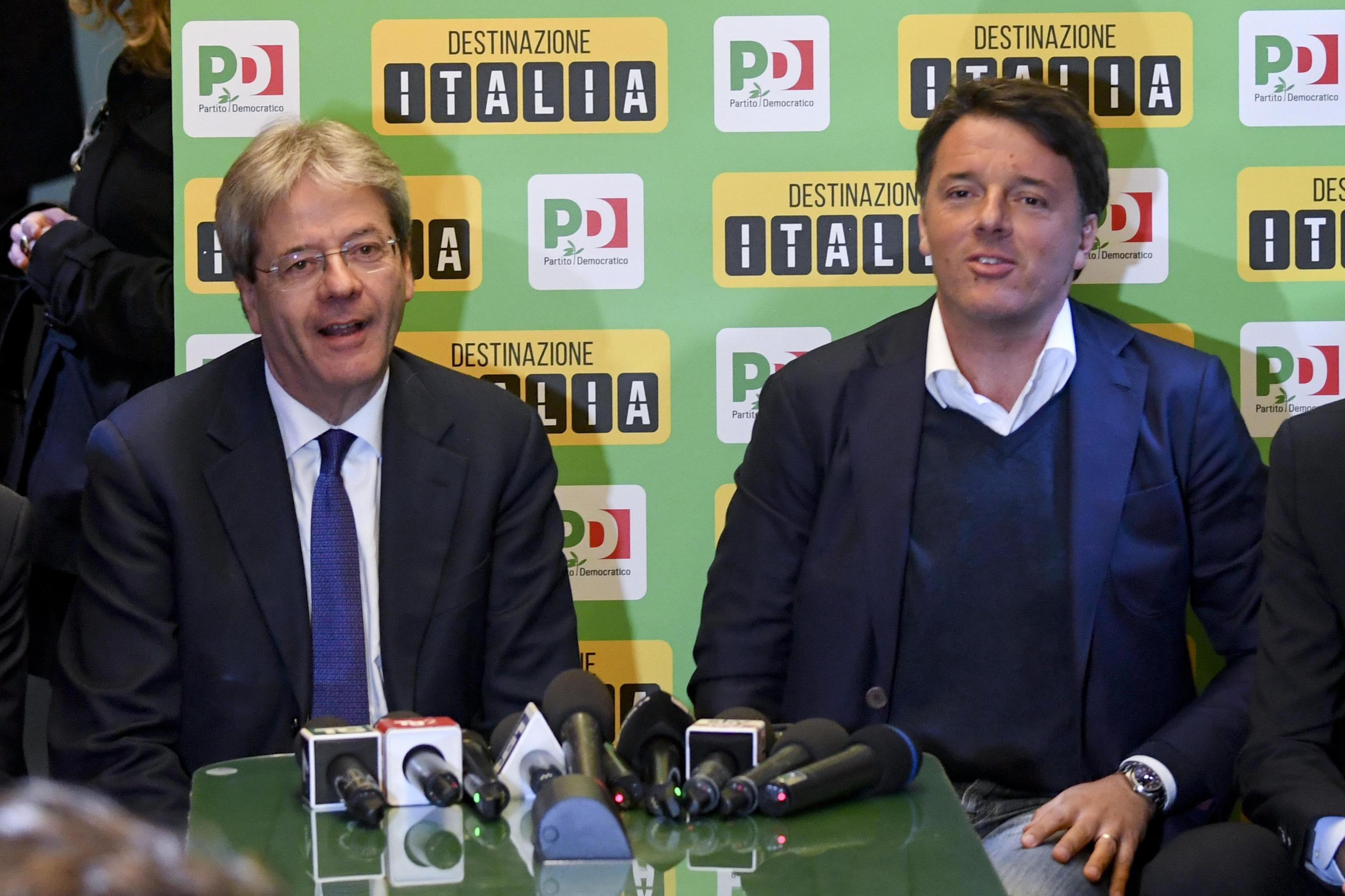 Renzi, rivendico quanto fatto da Pd