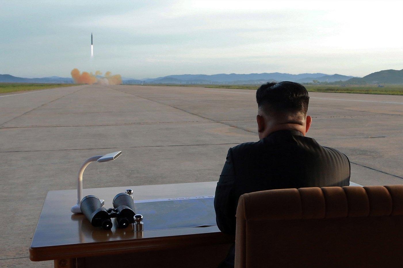 Corea Nord: Trump 'guerrafondaio'