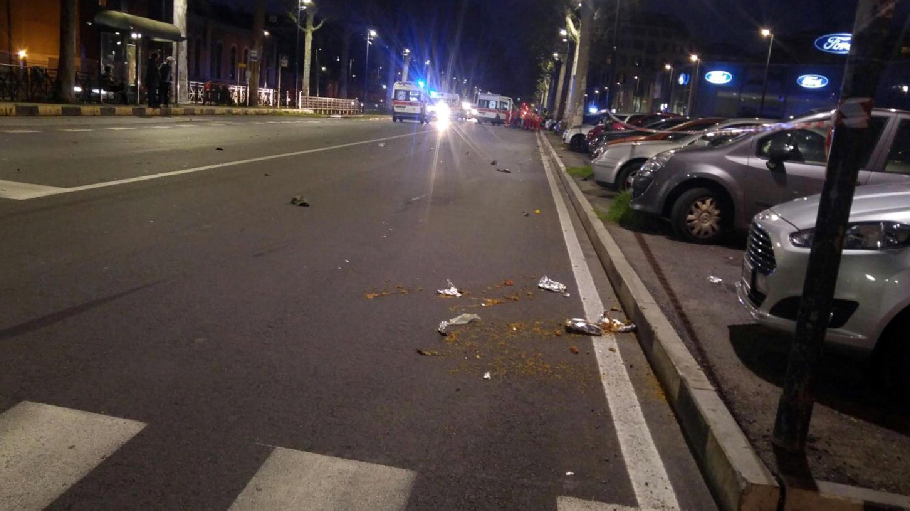 Schianto a Saronno, muoiono tre ragazzi
