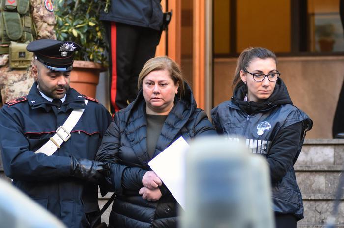 Blitz a Palermo, una donna ai vertici di Cosa Nostra