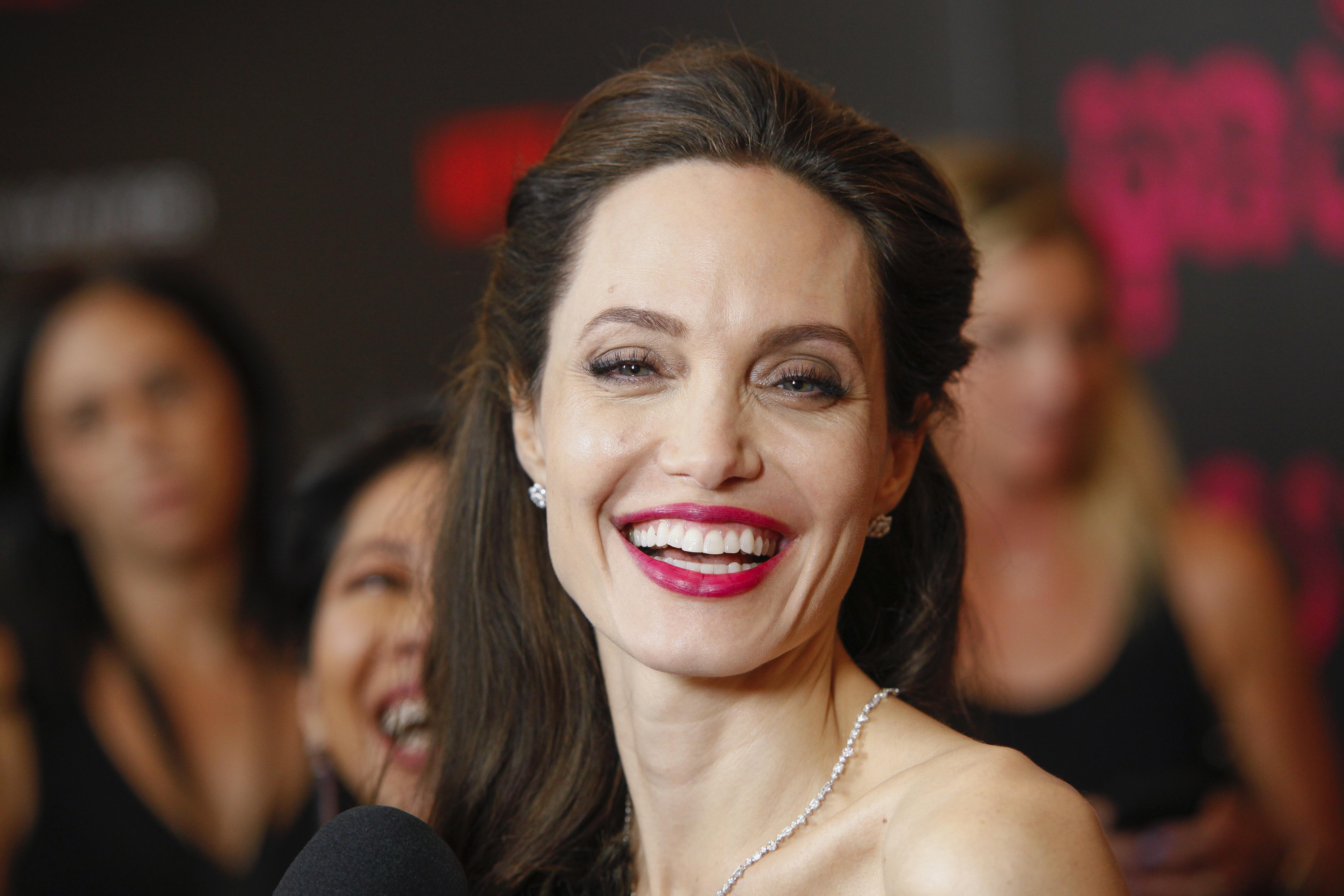 Jolie acquista diritti romanzo Baricco