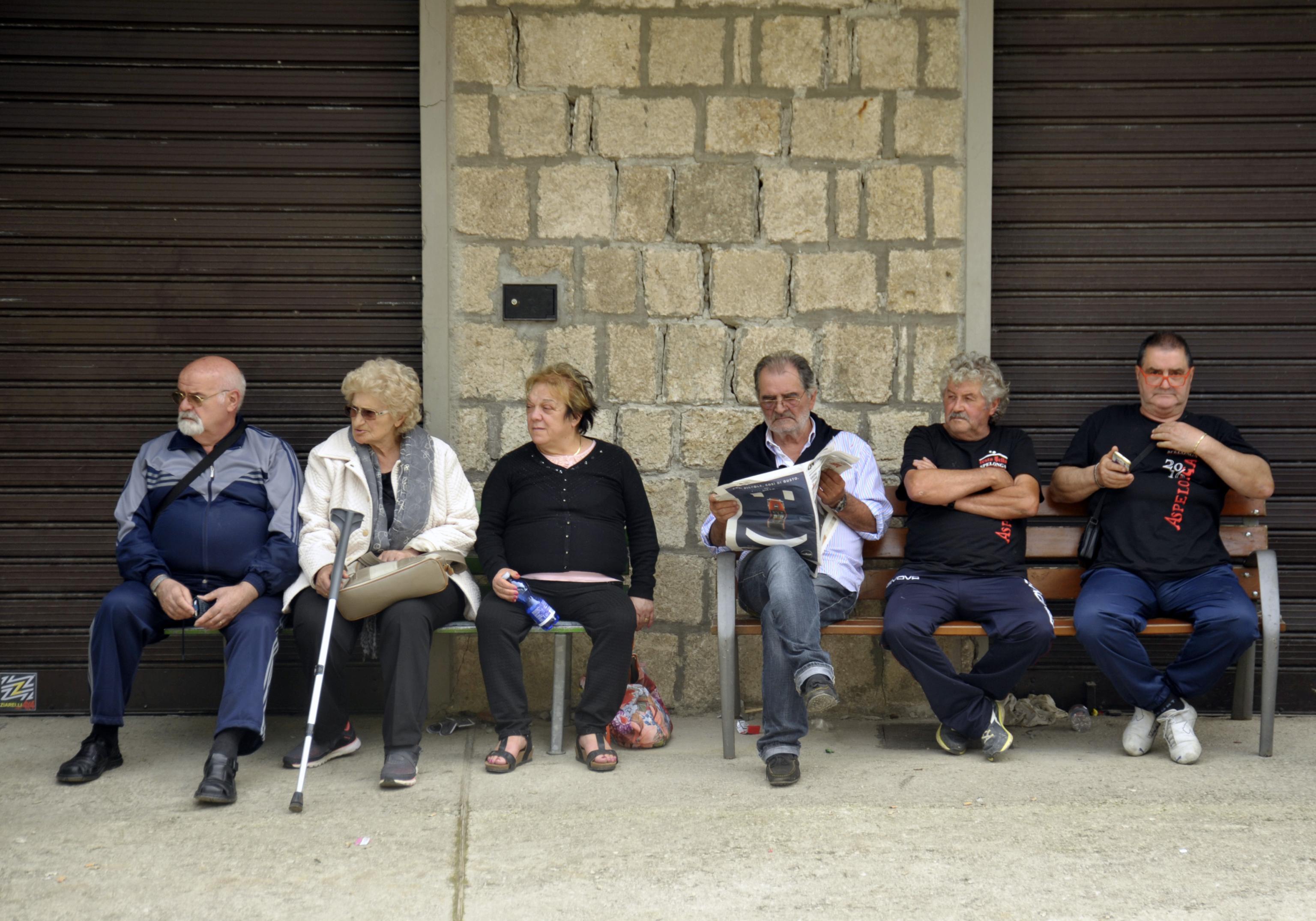 Pensionati e fisco, sfida a Portogallo
