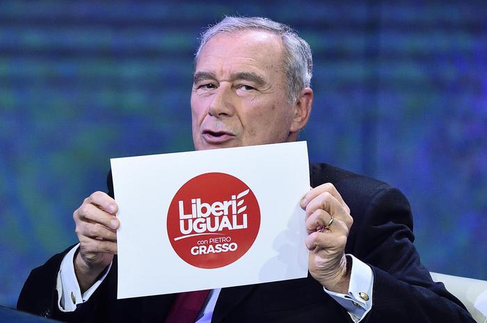Grasso: 'Paese da ricostruire.  Il futuro di Renzi non è roseo...'