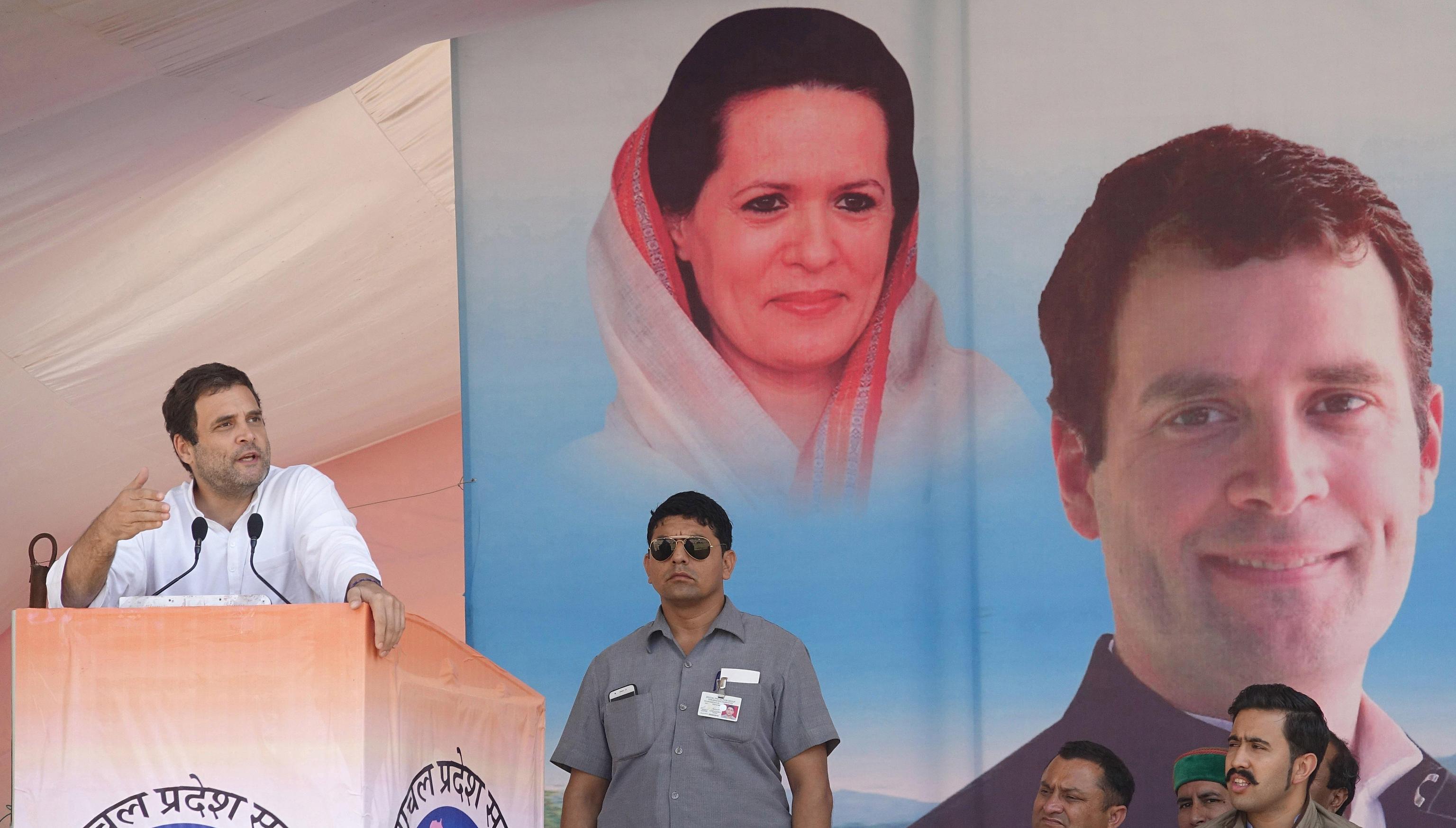 India: Rahul Gandhi presidente Congresso
