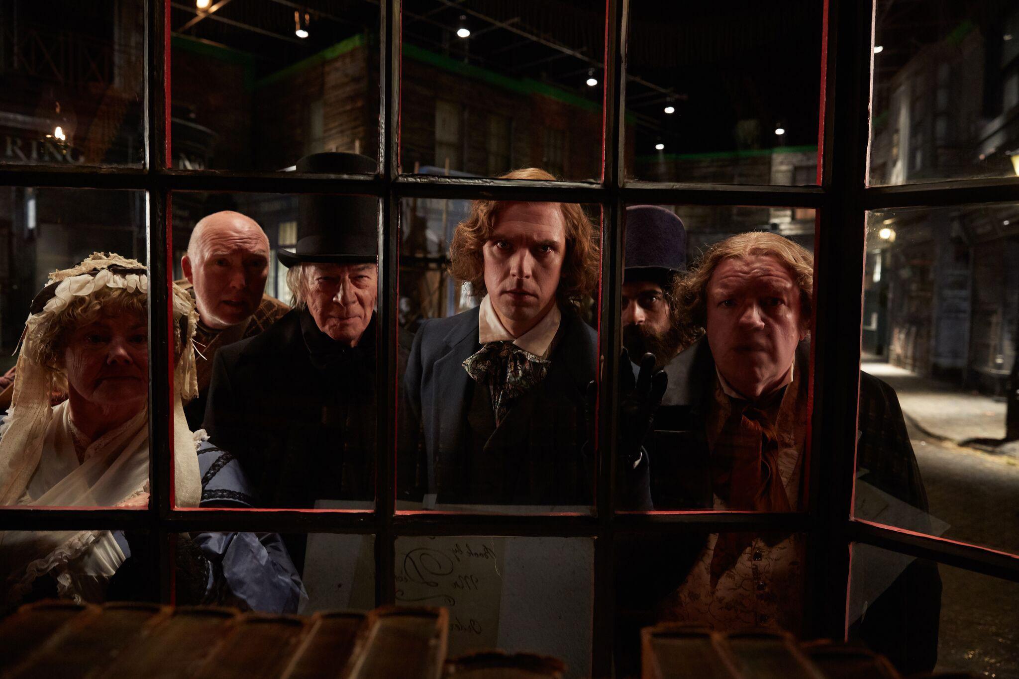 Natale con Dickens, esce film su autore