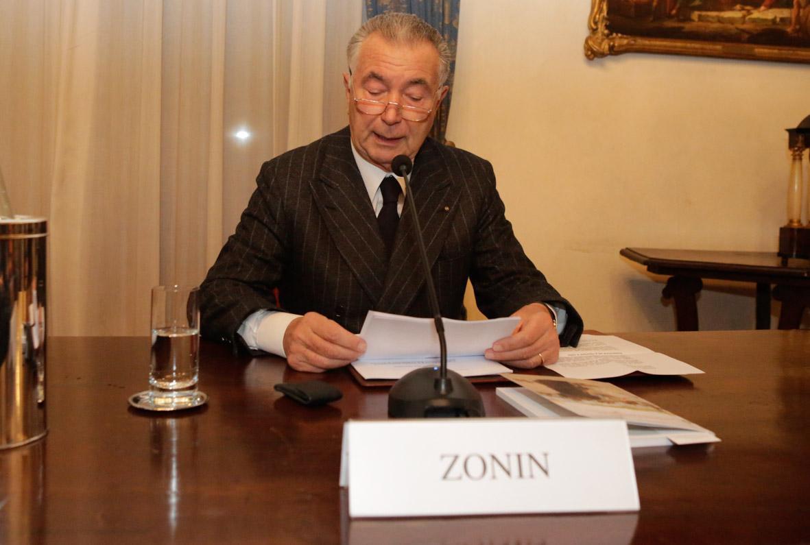 Banche: Zonin no in Commissione il 15