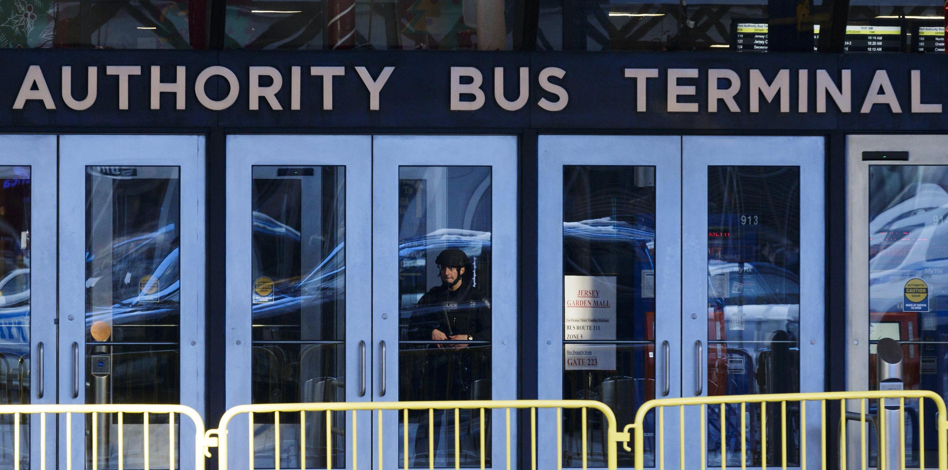 Ny: attentatore incriminato terrorismo