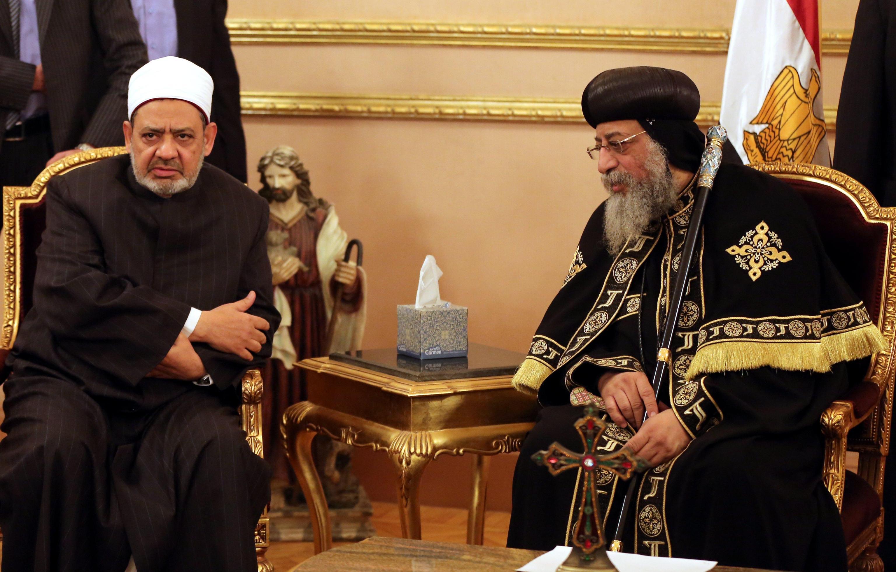 Gerusalemme, Papa copto non vedrà Pence
