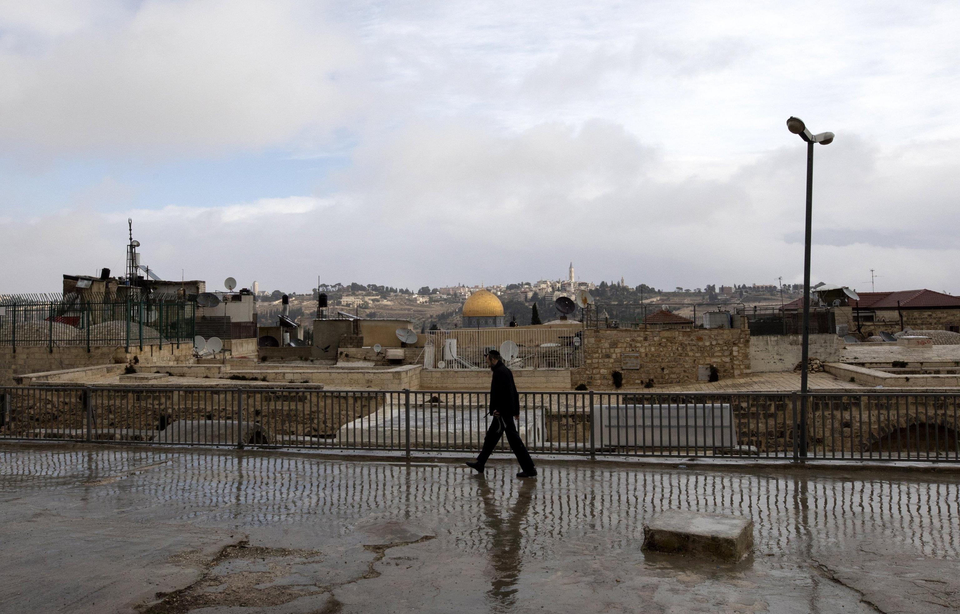 Gerusalemme ovest capitale di Israele