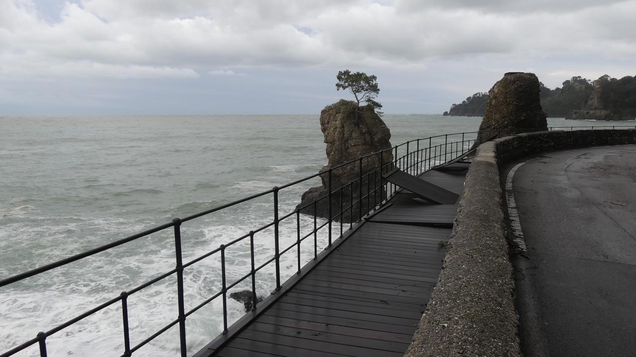 Maltempo: problemi da erosioni e detriti