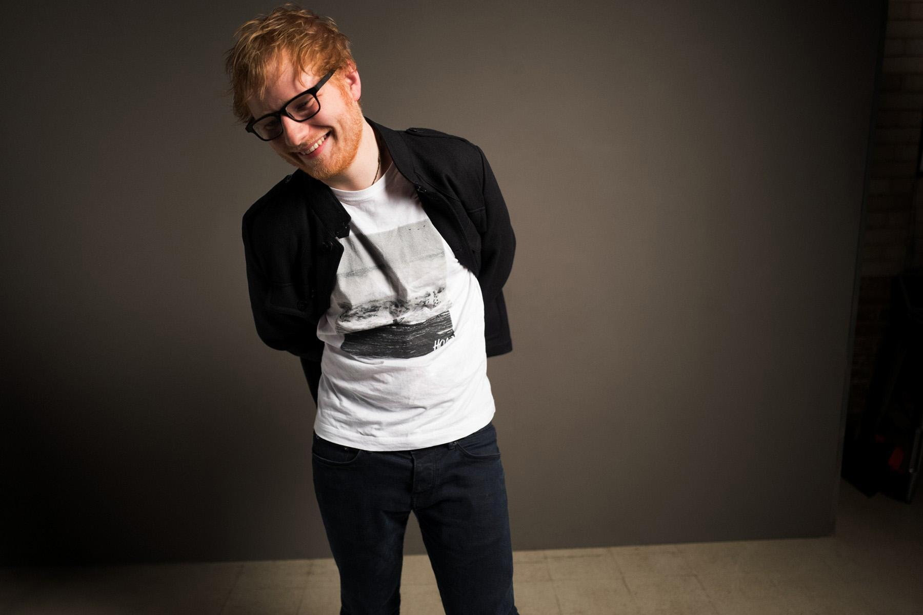 Ed Sheeran superospite finale X Factor