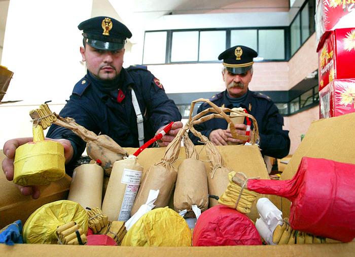 Botti: consigli della Polizia per uso corretto, vittime diminuite