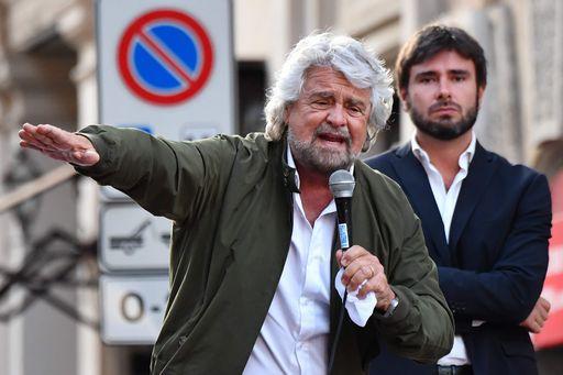 Grillo annuncia sul blog la morte di Salvo Mandarà