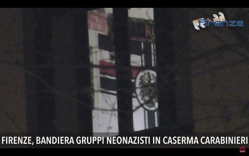 Bandiera del Reich nella caserma dei carabinieri, Pinotti chiede provvedimenti