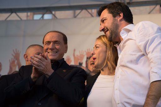Le richieste di Giorgia Meloni a Salvini e Berlusconi