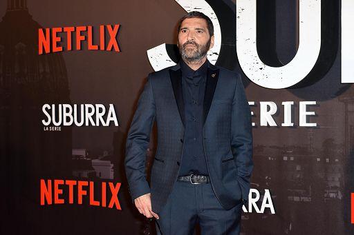 """Arrestato l'attore di """"Suburra"""" Dionisi"""