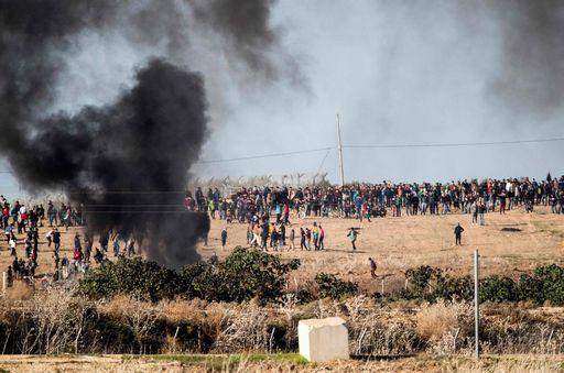 A Gaza 10 feriti in un attacco aereo israeliano