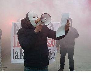 Lunedì sit-in antifascista davanti a Repubblica dopo il blitz di Forza Nuova