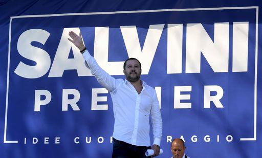 Salvini in piazza contro lo ius soli: corteo di ieri è il passato, noi il futuro