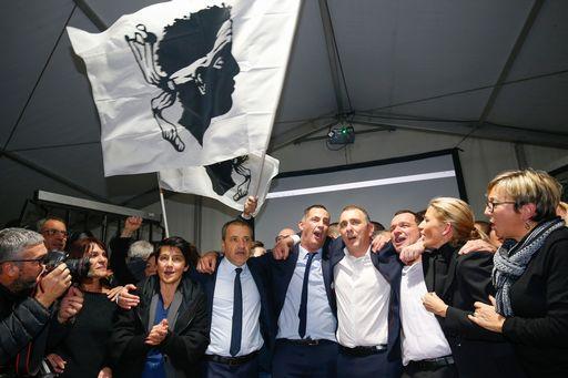 Vittoria dei nazionalisti nelle elezioni in Corsica