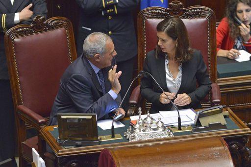 """No a indulgenza sui neofascisti"" (Boldrini)"