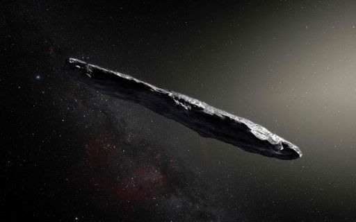 "Astronomi studiano ""sigaro"" spaziale: asteroide o alieni?"