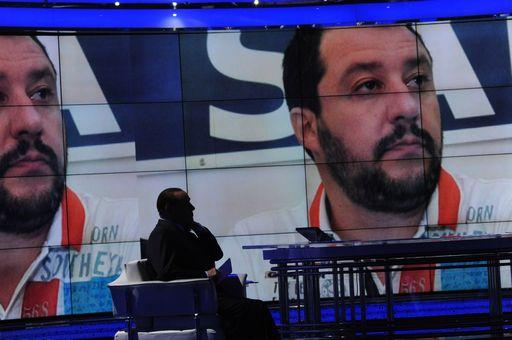 Salvini non vuole più incontri con Berlusconi
