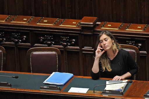 """Maria Elena Boschi: """"Non mi dimetto"""""""