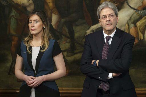 """Gentiloni: """"Boschi ha chiarito, sarà candidata dal Pd"""""""