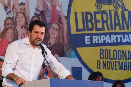 Berlusconi non è candidabile e non farà il premier (Salvini)