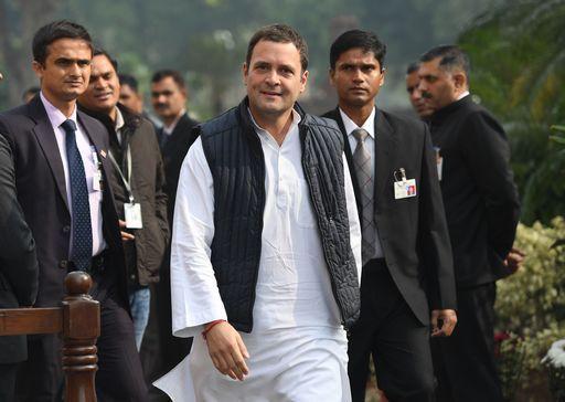 India, Rahul Gandhi diventa ufficialmente presidente del Congresso