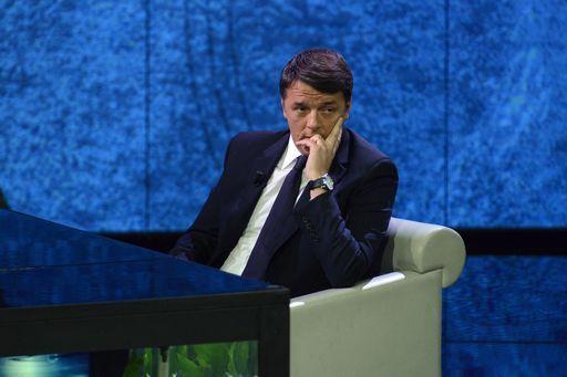 Il mio consenso è calato ma la squadra è forte (Renzi)