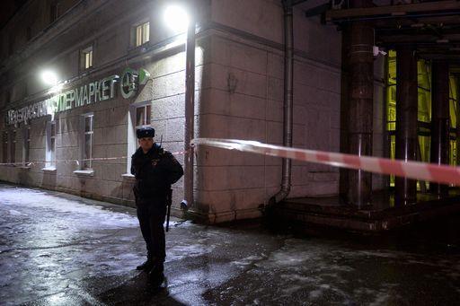 Bomba in un supermercato di San Pietroburgo: è terrorismo
