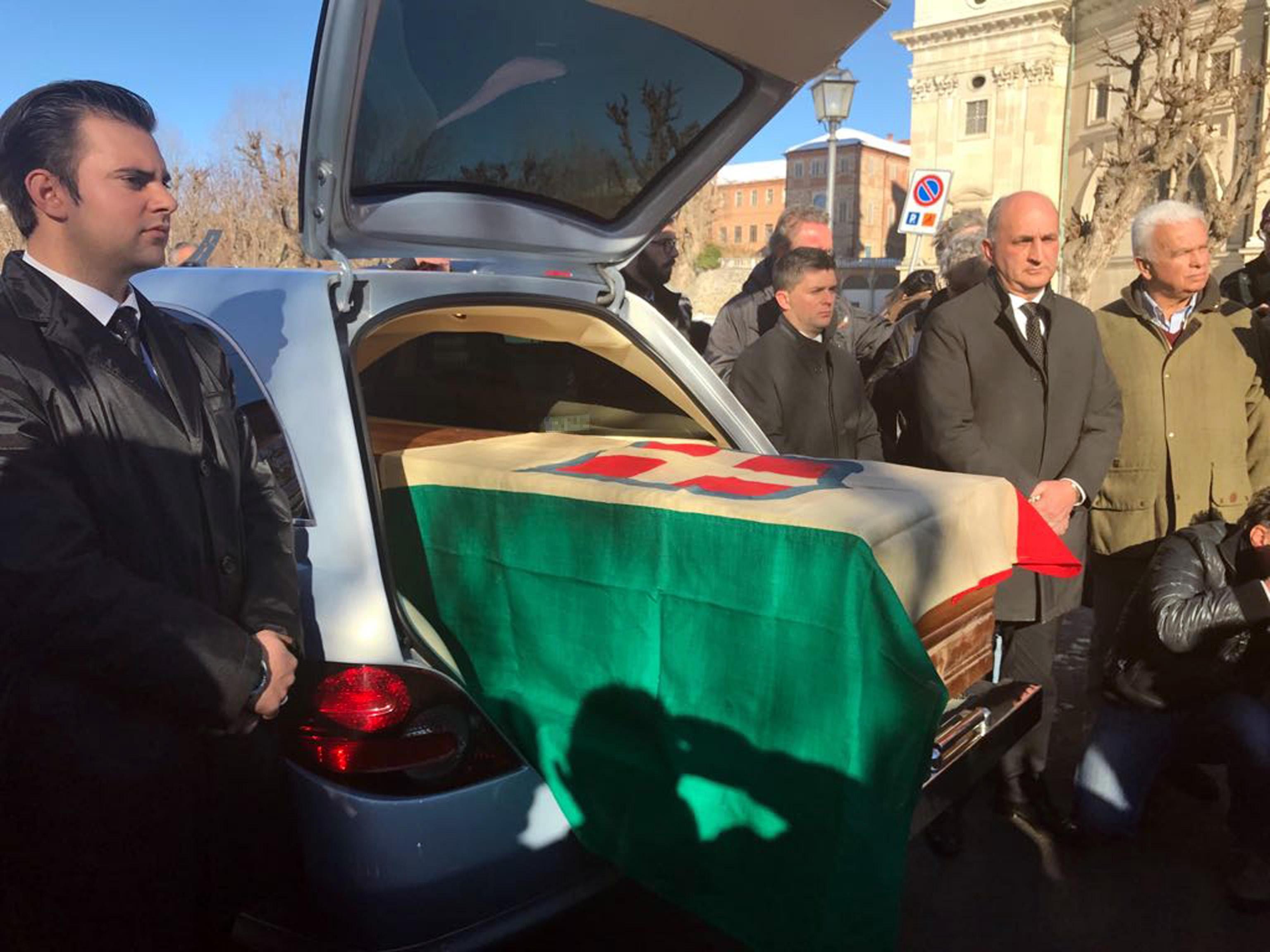 Savoia: D'Alema, sgradevole volo Stato