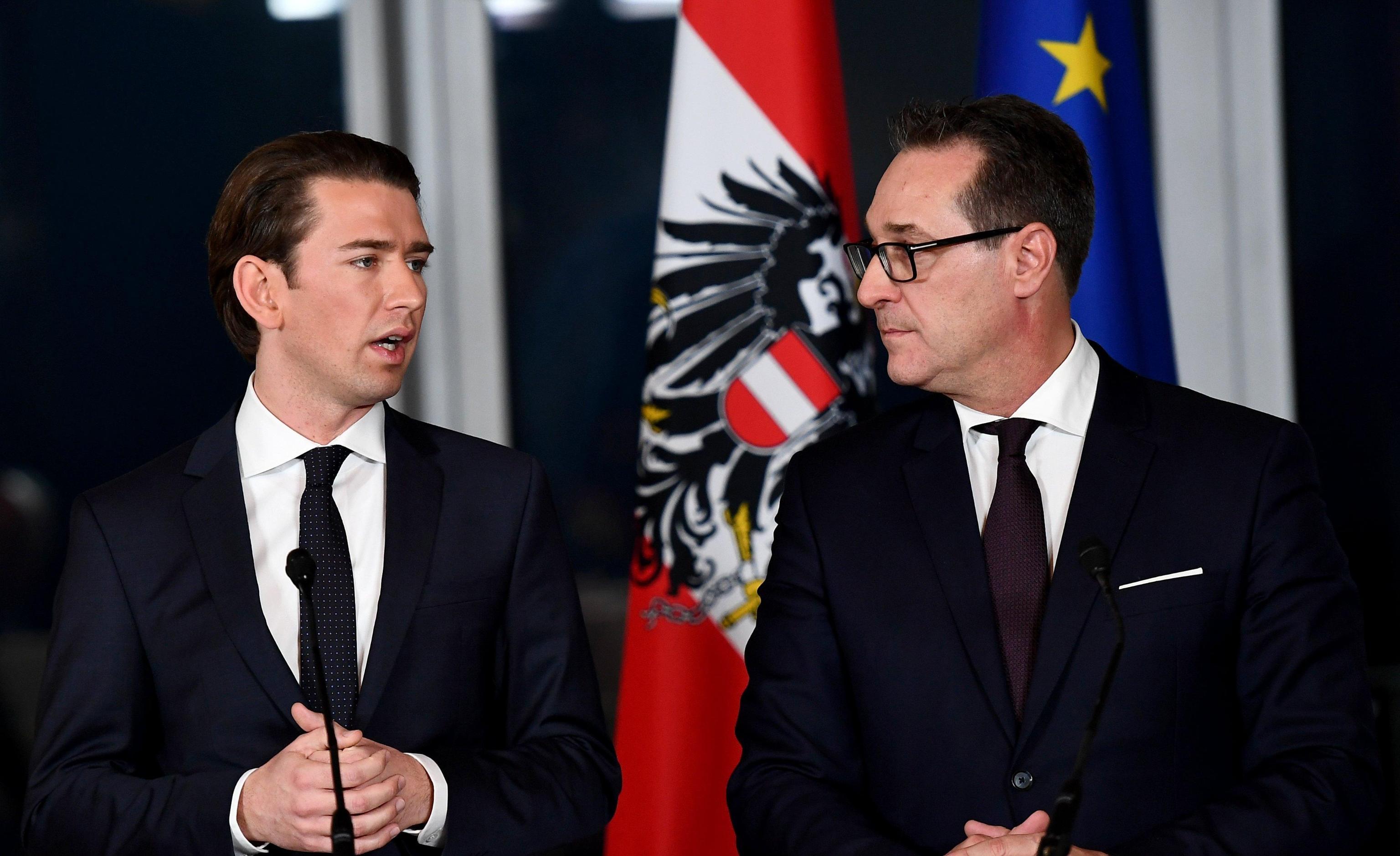 Austria:neo governo, impegno in Ue forte