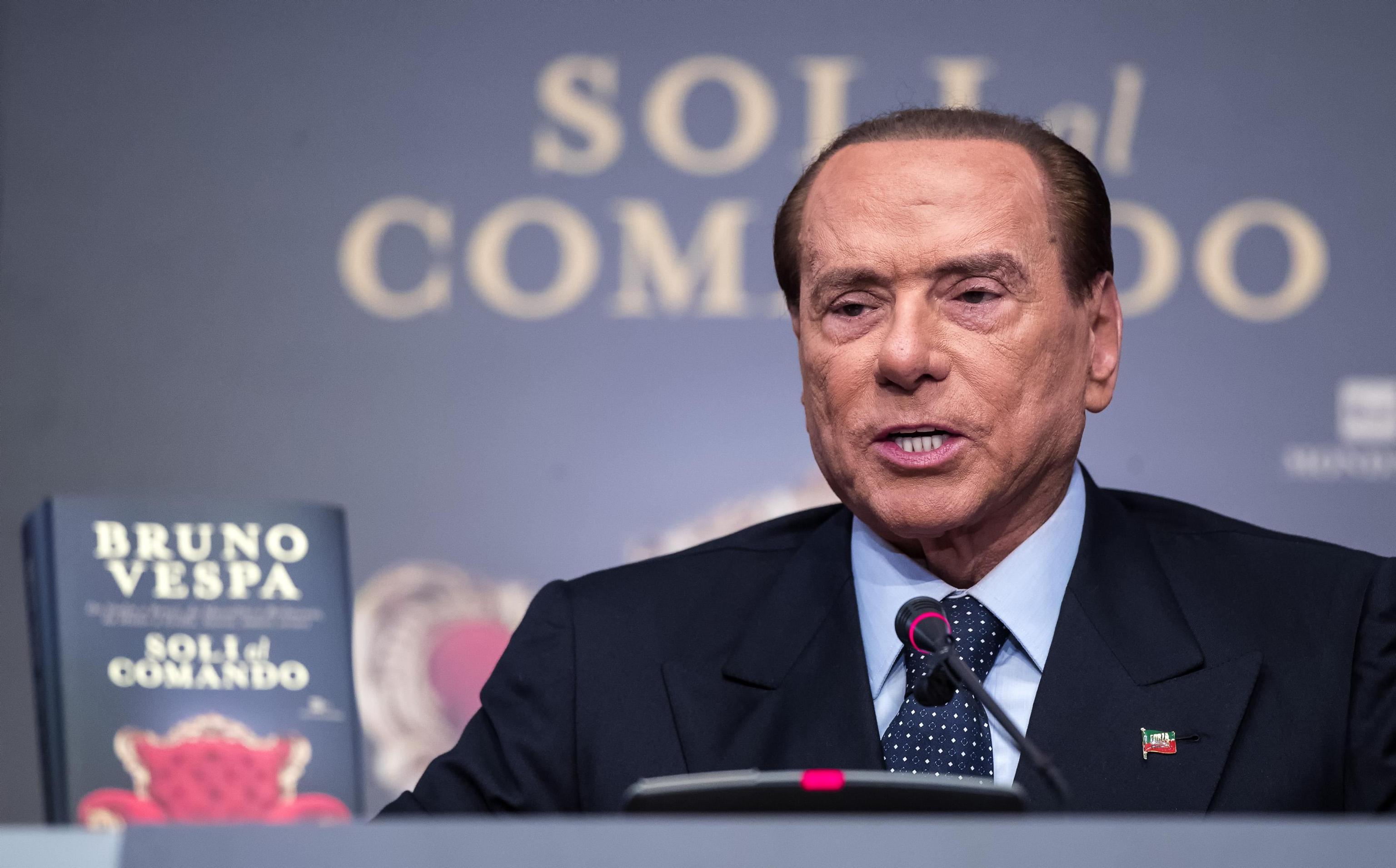 Berlusconi, no comment tensioni con Lega