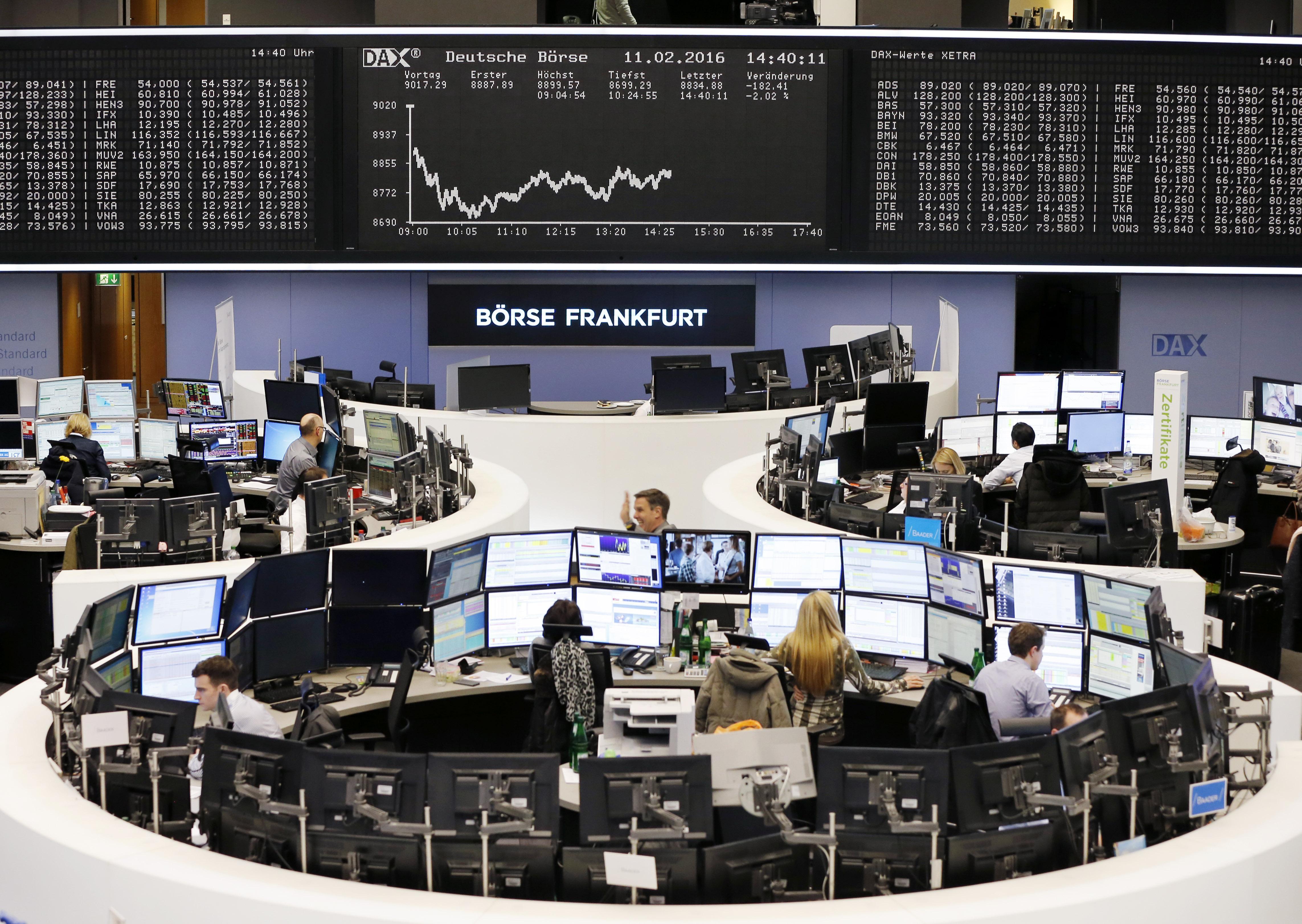 Borsa. Europa fiacca ma Milano +0,14%
