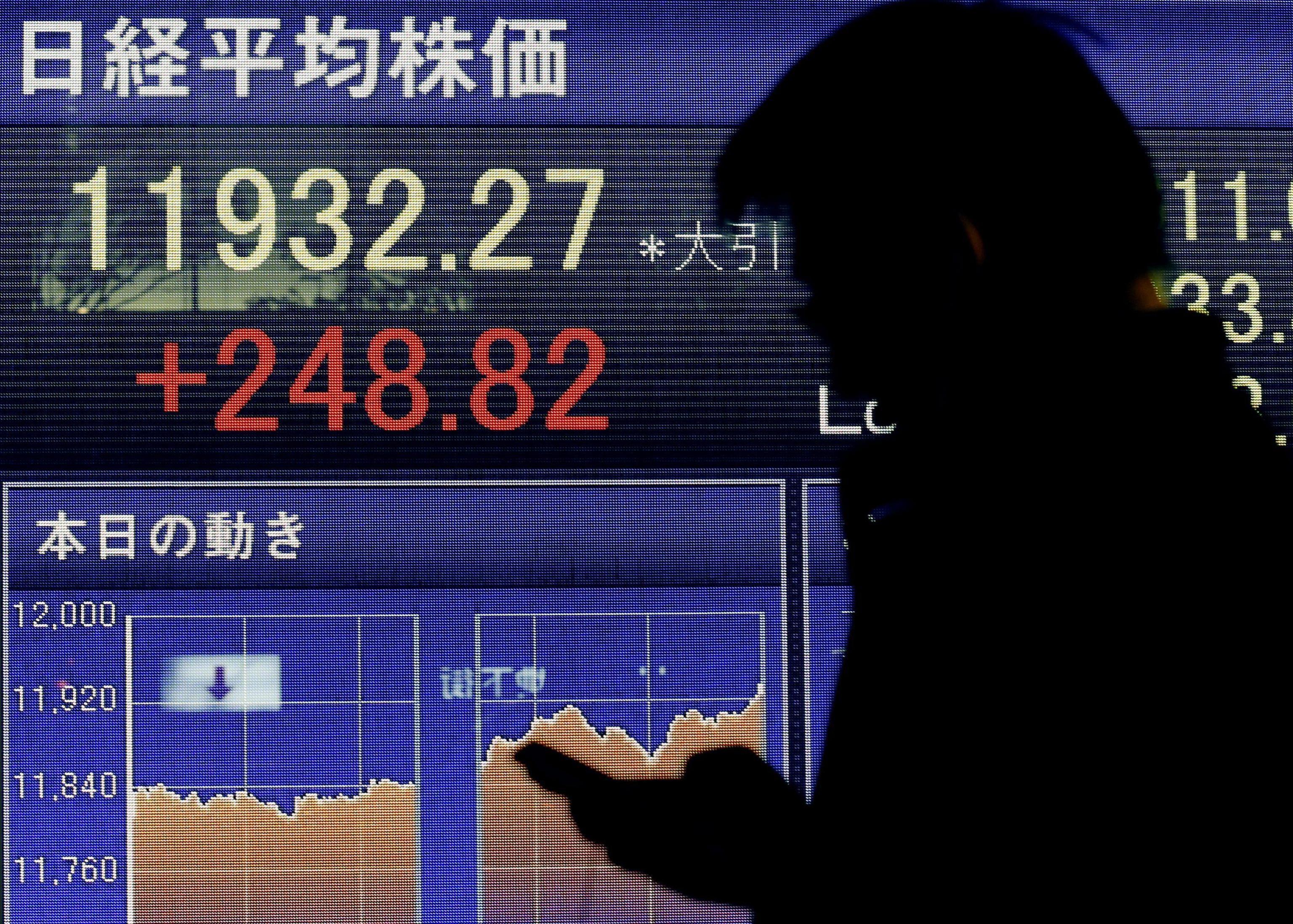 Borsa: Asia in rialzo dopo dati Usa