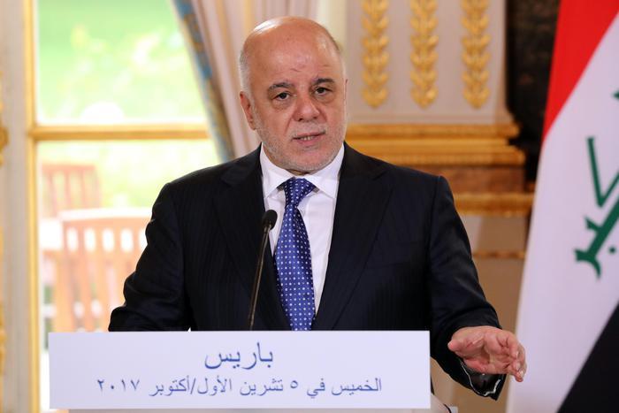 Iraq: il premier al Abadi dichiara la 'vittoria' sull' Isis